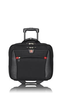 Swissgear 0990 15-inch Laptop Wheeled Computer Business Case - Black