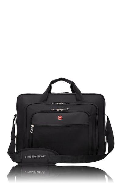 Swissgear 0998 17-inch Laptop Friendly Briefcase - Black