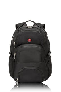 Swissgear 1456 17-inch Computer and Tablet Backpack - Black