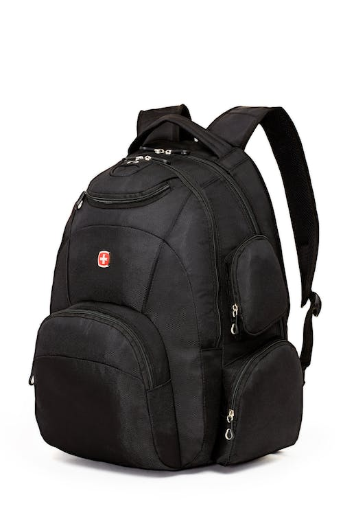 Swissgear 2003 15 inch Computer and Tablet Backpack - Black
