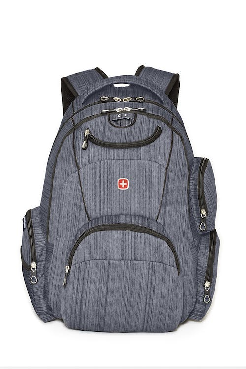 Swissgear 2003 15 inch Computer and Tablet Backpack  Multiple front and side zippered pockets
