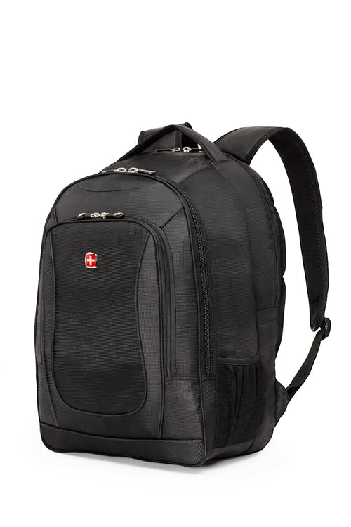 Swissgear SWA2109R - 17-inch Computer Backpack with Front Organizer - Black