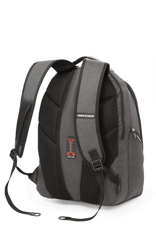 Swissgear SWA2109R - 17-inch Computer Backpack with Front Organizer  Multi-panel AirFlow design