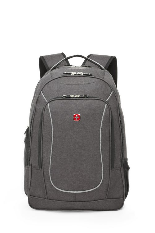 Swissgear SWA2109R - 17-inch Computer Backpack with Front Organizer  Reflective tape enhances visibility