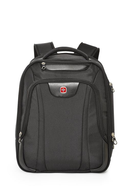 Swissgear 2328 17-inch Laptop and Tablet Backpack  Front zippered organizer compartment