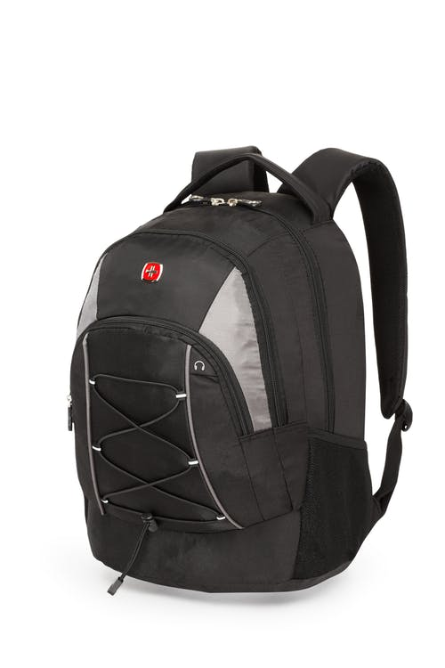 Swissgear 2401 15 inch Computer and Tablet Backpack - Black/Grey