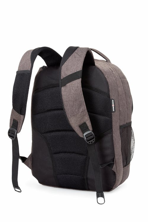 Swissgear 2402 17-inch Computer Backpack  Airflow Back Panel and padded shoulder straps