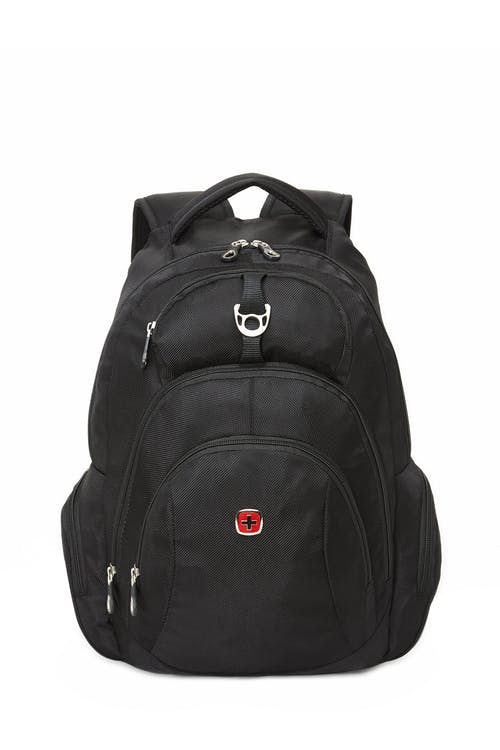 Swissgear 2417 15-inch Computer Backpack  Comfortable top carry handle