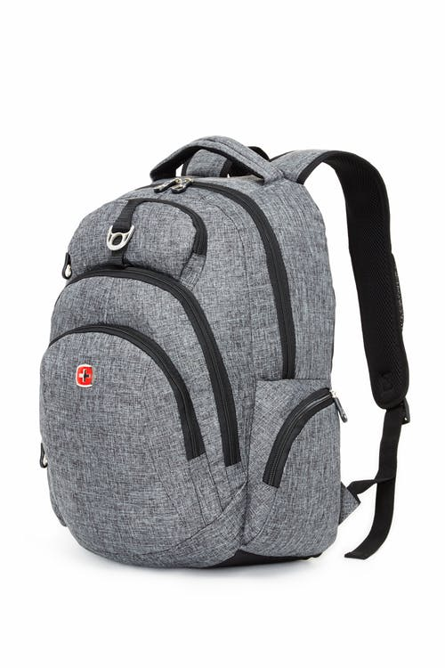 Swissgear 2417 15-inch Computer Backpack - Grey