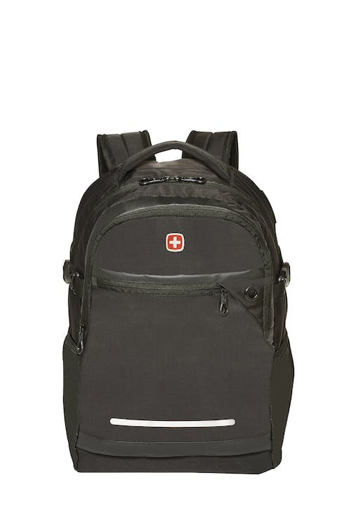 Swissgear 2504 15-inch Computer and Tablet Backpack with USB Port  Reflective tape