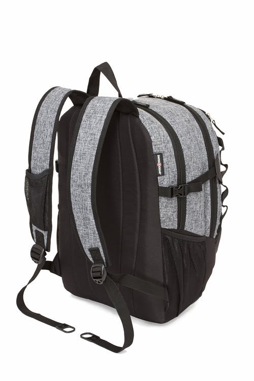 Swissgear 2520 15-inch Computer Backpack  Airflow Back Panel and padded shoulder straps