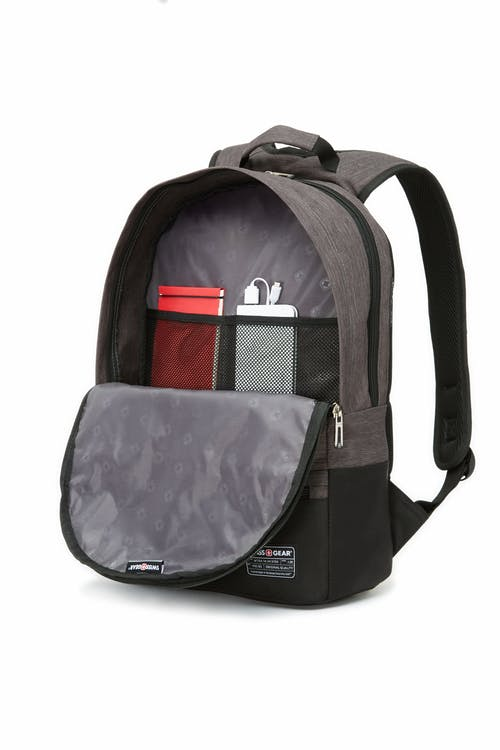 Swissgear 2526 15-inch Computer and Tablet Compartment Backpack  Store and organize essentials while on the move