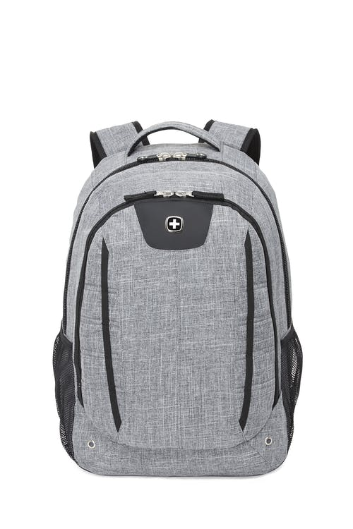 Swissgear 2604 15 inch Computer Backpack  Two side mesh pockets for water bottles