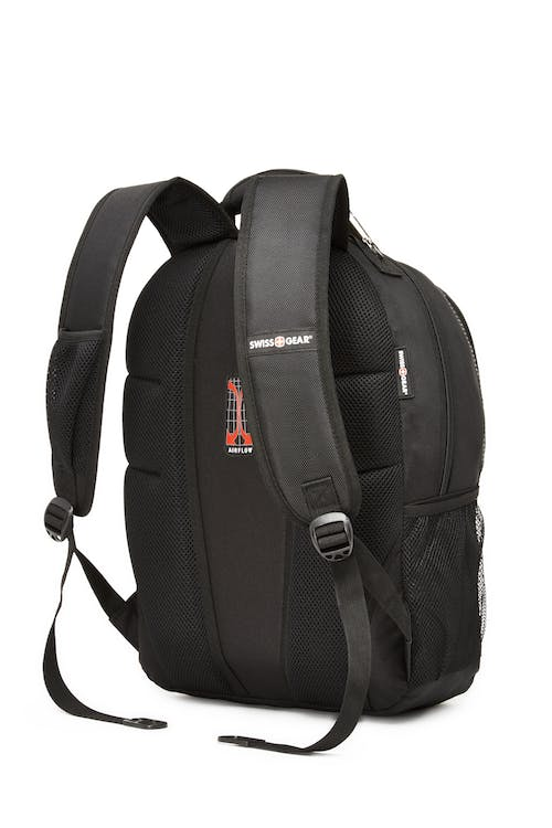 Swissgear 2605 15-inch Computer Backpack with Front Organizer  Contoured straps