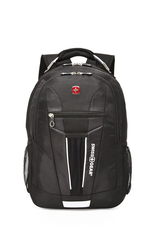 Swissgear 2605 15-inch Computer Backpack with Front Organizer  Reflective tape