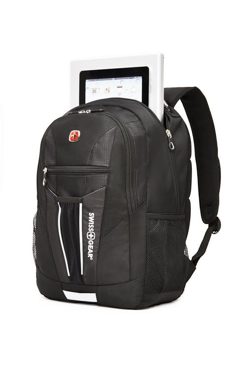 d3182f0c6ae1 Swissgear 2605 15-inch Computer Backpack with Front Organizer - Black