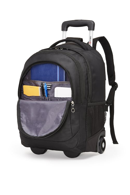 Swissgear 2609 15-inch Computer and Tablet Backpack  Organizer compartment