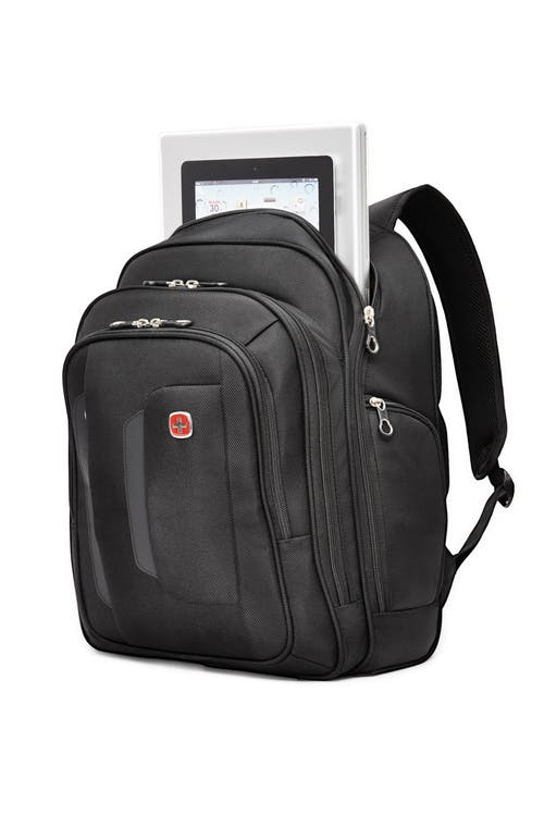 Swissgear 2611 15-inch Computer and Tablet Backpack  Laptop padded pocket