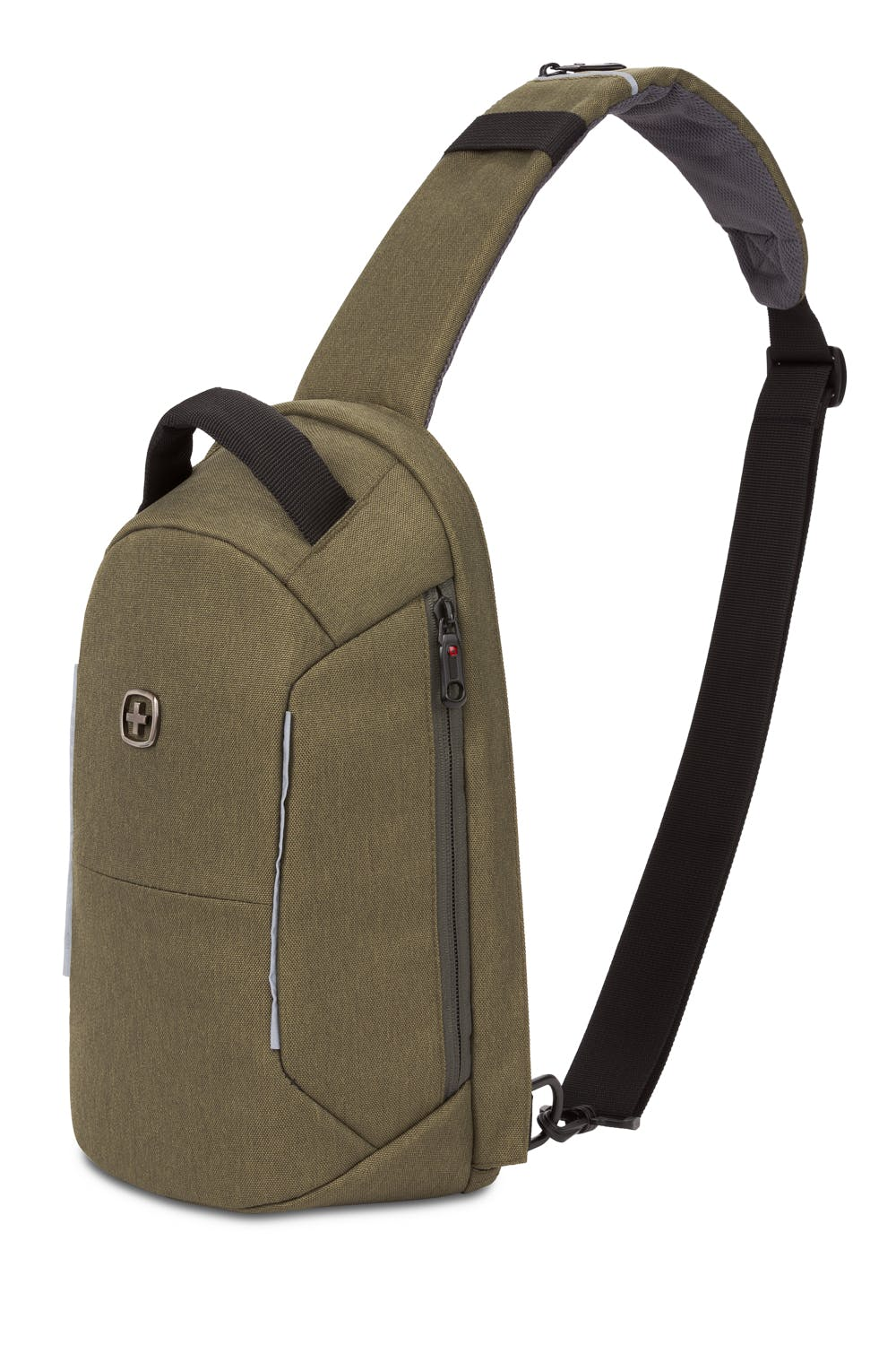 Swissgear 2712 Anti-Theft USB Tablet Sling - Olive Green
