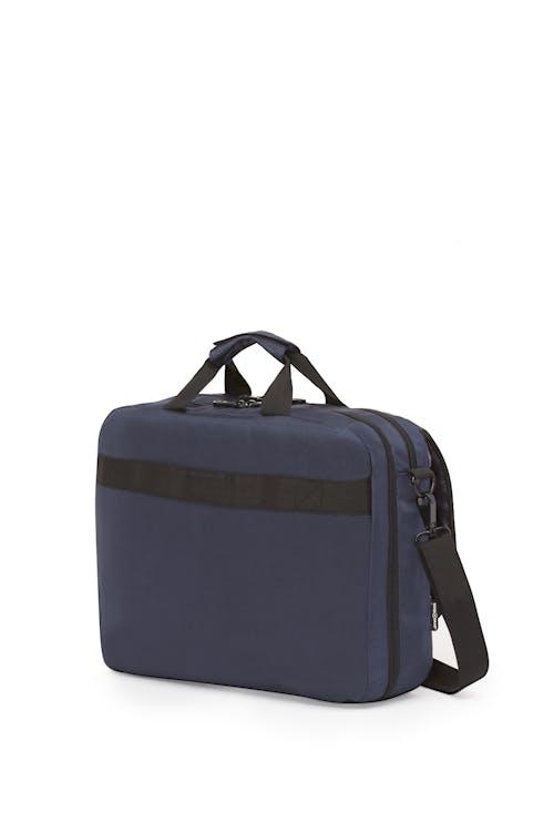 Swissgear 5106 17-inch Laptop Friendly Briefcase  Trolley strap
