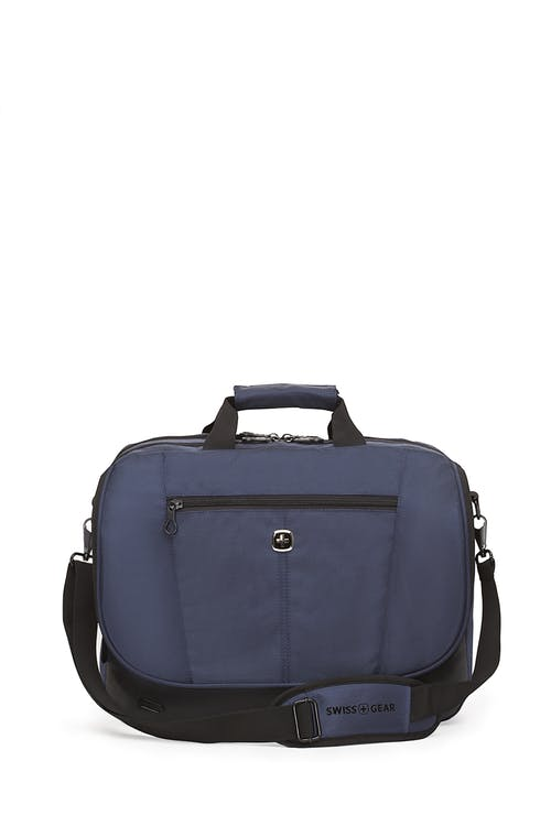 Swissgear 5106 17-inch Laptop Friendly Briefcase  Adjustable and removable shoulder straps
