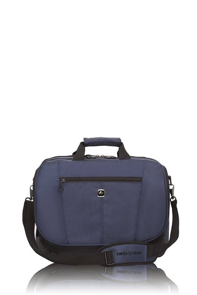 Swissgear 5106 17-inch Laptop Friendly Briefcase - Navy