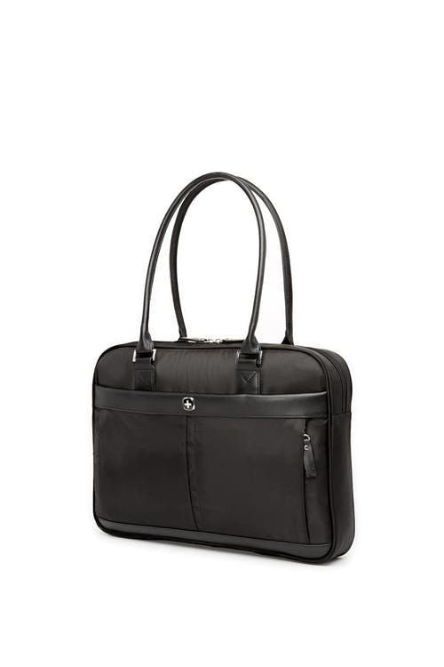Swissgear 5107 Laptop Friendly Briefcase - Black