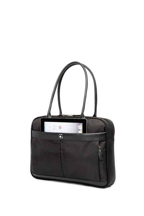 Swissgear 5107 Laptop Friendly Briefcase  Integrated tablet pocket