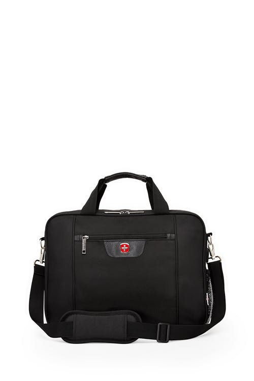 Swissgear 5117 15 inch Laptop Friendly Briefcase  Front-access zippered pocket