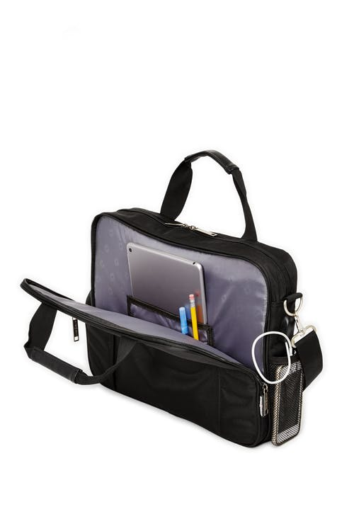 Swissgear 5117 15 inch Laptop Friendly Briefcase  Organizer compartment