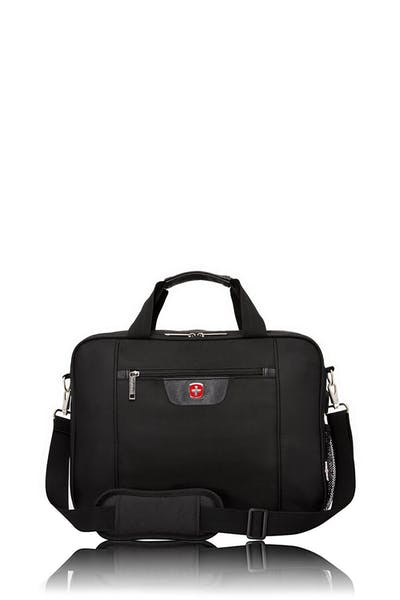 Swissgear 5117 15-inch Laptop Friendly Briefcase - Black
