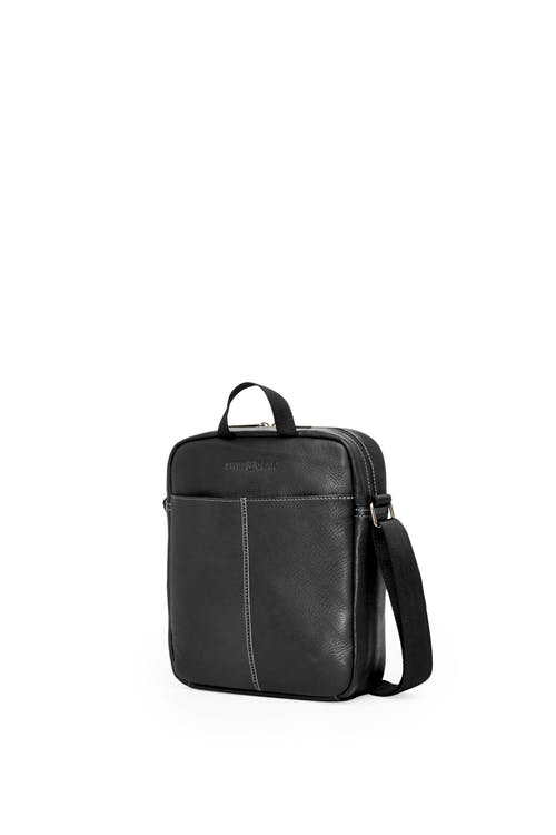 Swissgear 5120 Leather Tablet Bag  Genuine Colombian leather