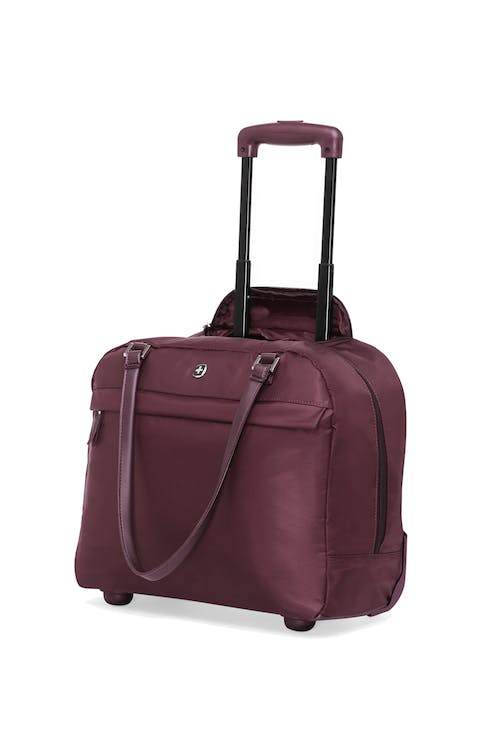 Swissgear 5152 15-inch Laptop Wheeled Computer Business Case