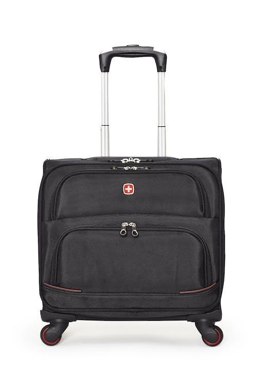 Swissgear 5176 15-inch Laptop 4-wheeled Computer Business Case Ingeniously designed with several convenient amenities