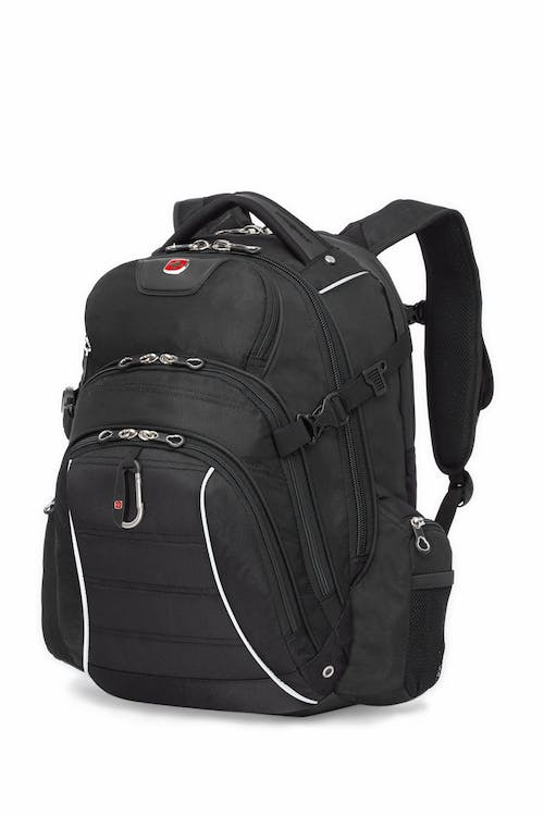 Swissgear 9855 17 inch Computer and Tablet Backpack - Black