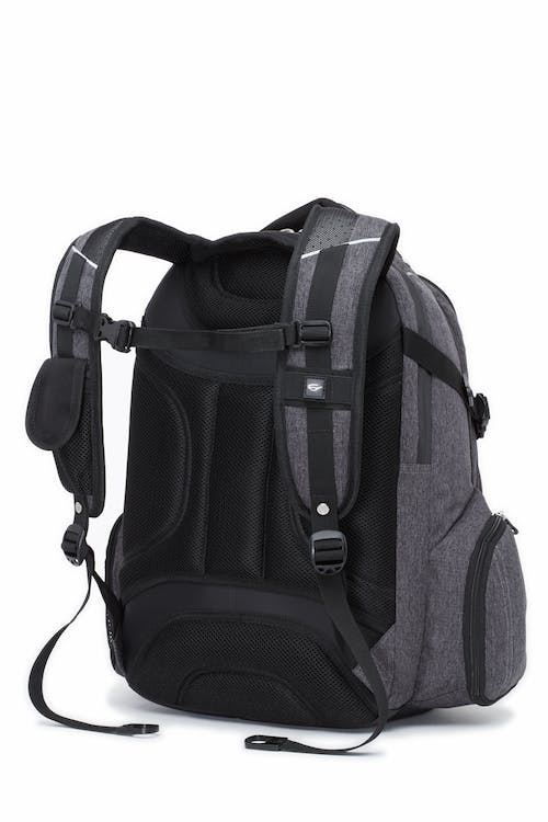 Swissgear 9855 17 inch Computer and Tablet Backpack  Padded back panels and contoured straps