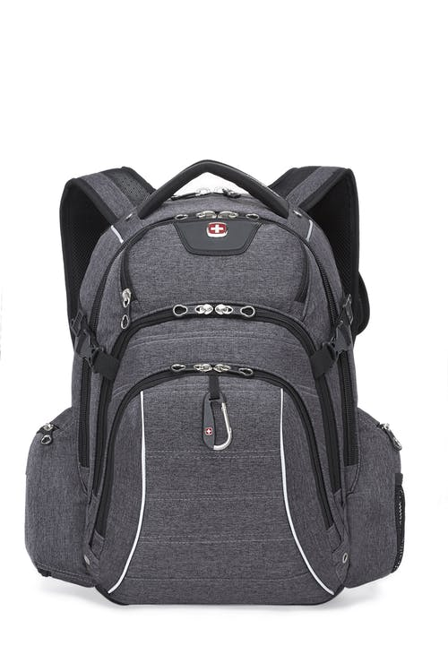 Swissgear 9855 17 inch Computer and Tablet Backpack  Side mesh pockets