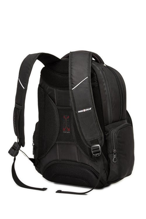 Swissgear 9960 17 in Computer and Tablet Backpack  Contoured straps