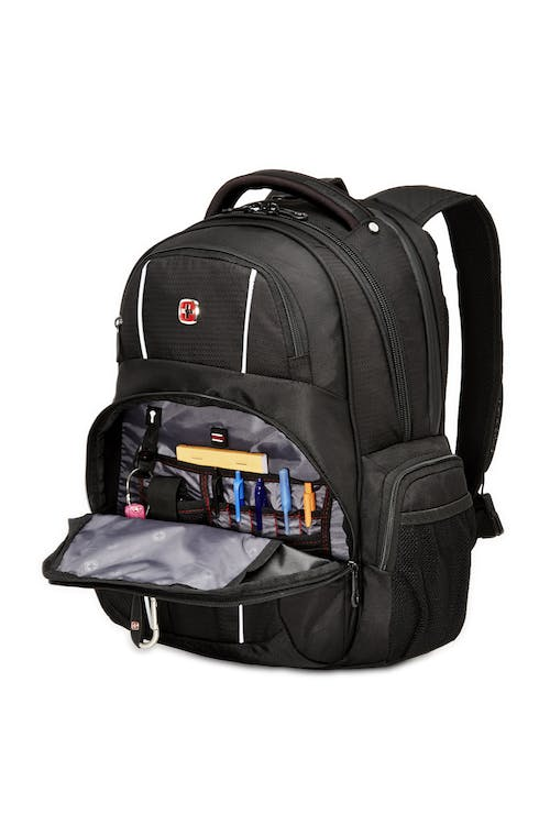 Swissgear 9960 17-inch Computer and Tablet Backpack  Organizer pocket