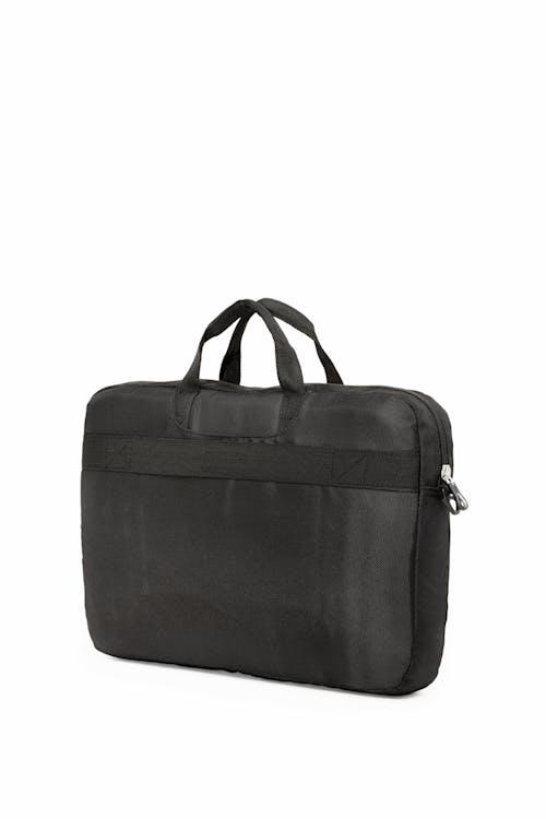 Swissgear 0102 17 inch Laptop Friendly Briefcase  Trolley strap