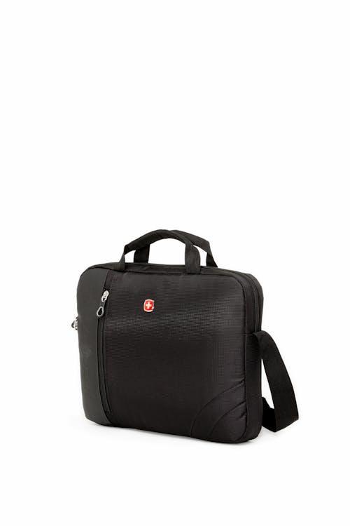 Swissgear 0103 13-inch Laptop Friendly Briefcase - Black