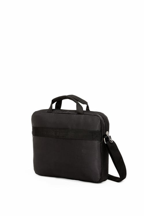 Swissgear 0103 13 inch Laptop Friendly Briefcase  Trolley strap