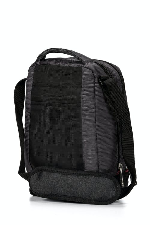 SWISSGEAR 1092 VERTICAL TRAVEL BAG REAR BOARDING PASS OR STORAGE POCKET