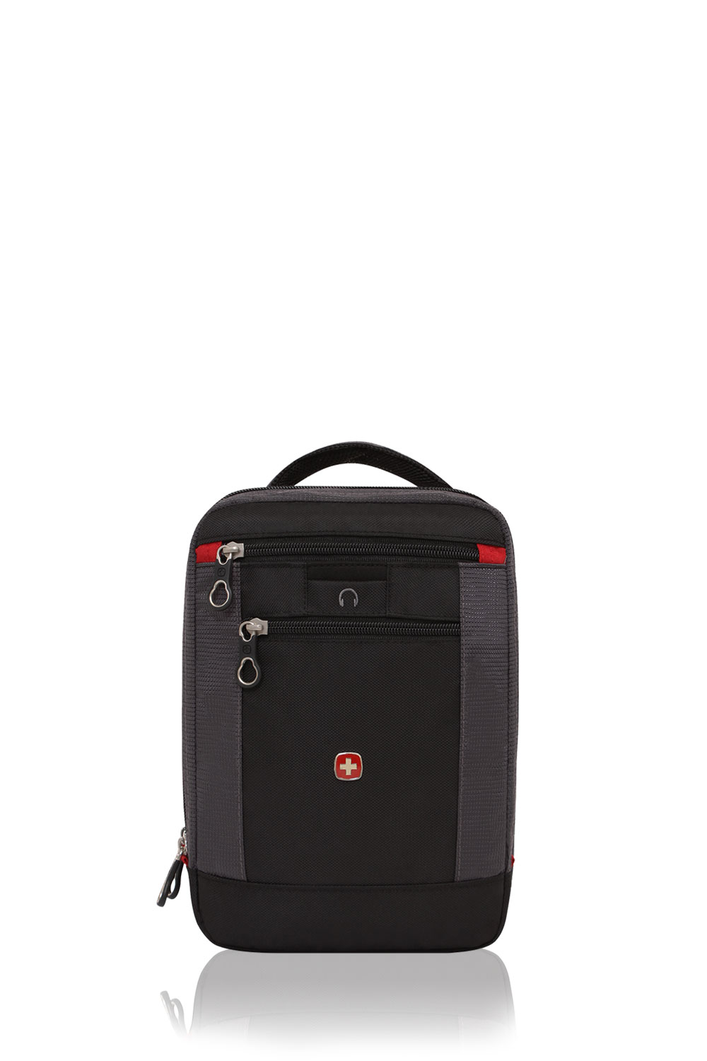 SWISSGEAR 1092 Vertical Travel Bag - Black