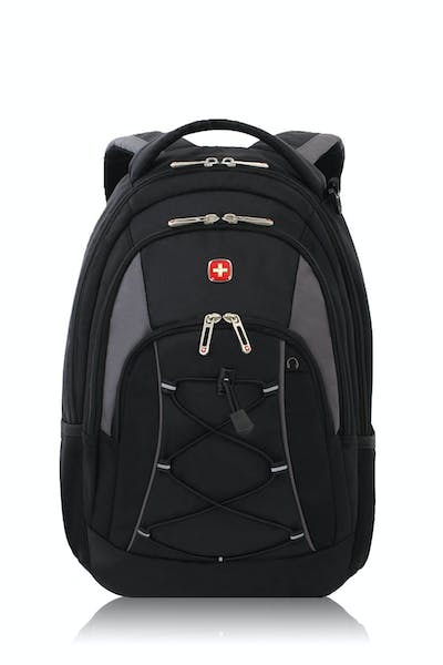Swissgear 1186 Laptop Backpack - Black/Gray