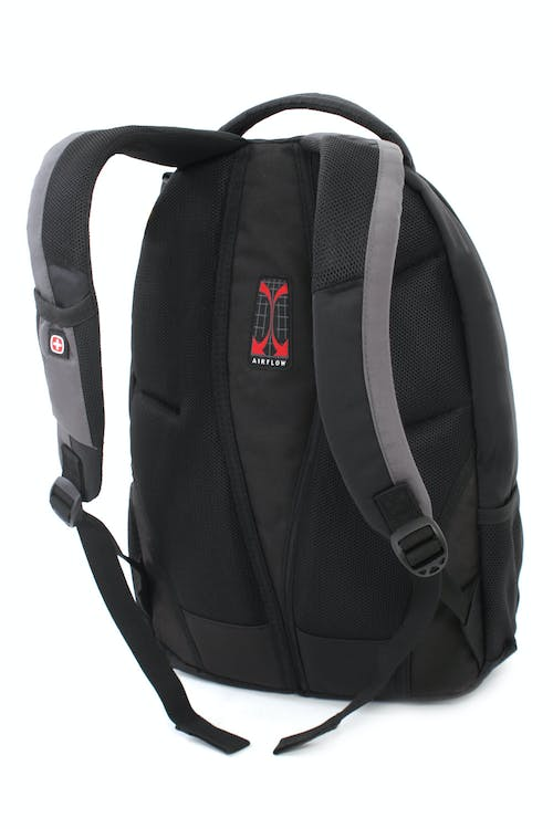 SWISSGEAR 1186 BACKPACK WITH PADDED, AIRFLOW BACK PANEL