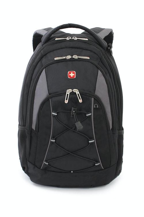 Swissgear 1186 Backpack Black Gray Everyday Backpack