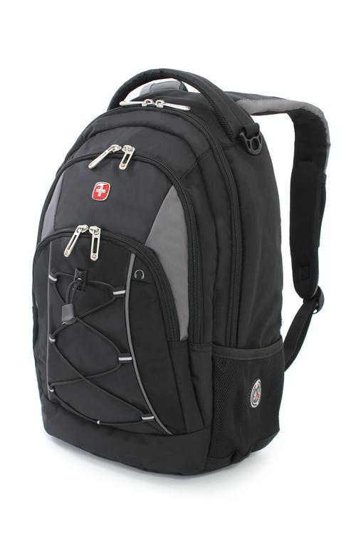 SWISSGEAR 1186 Backpack - Black/Gray