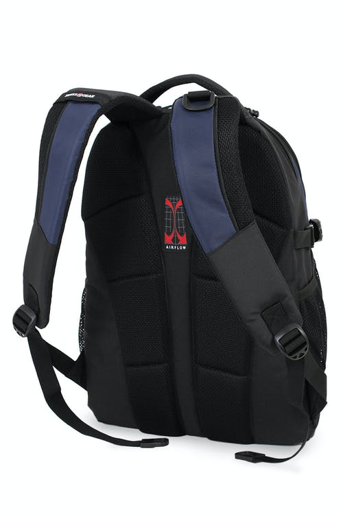 SWISSGEAR 1190 LAPTOP BACKPACK PADDED AIRFLOW BACK PANEL