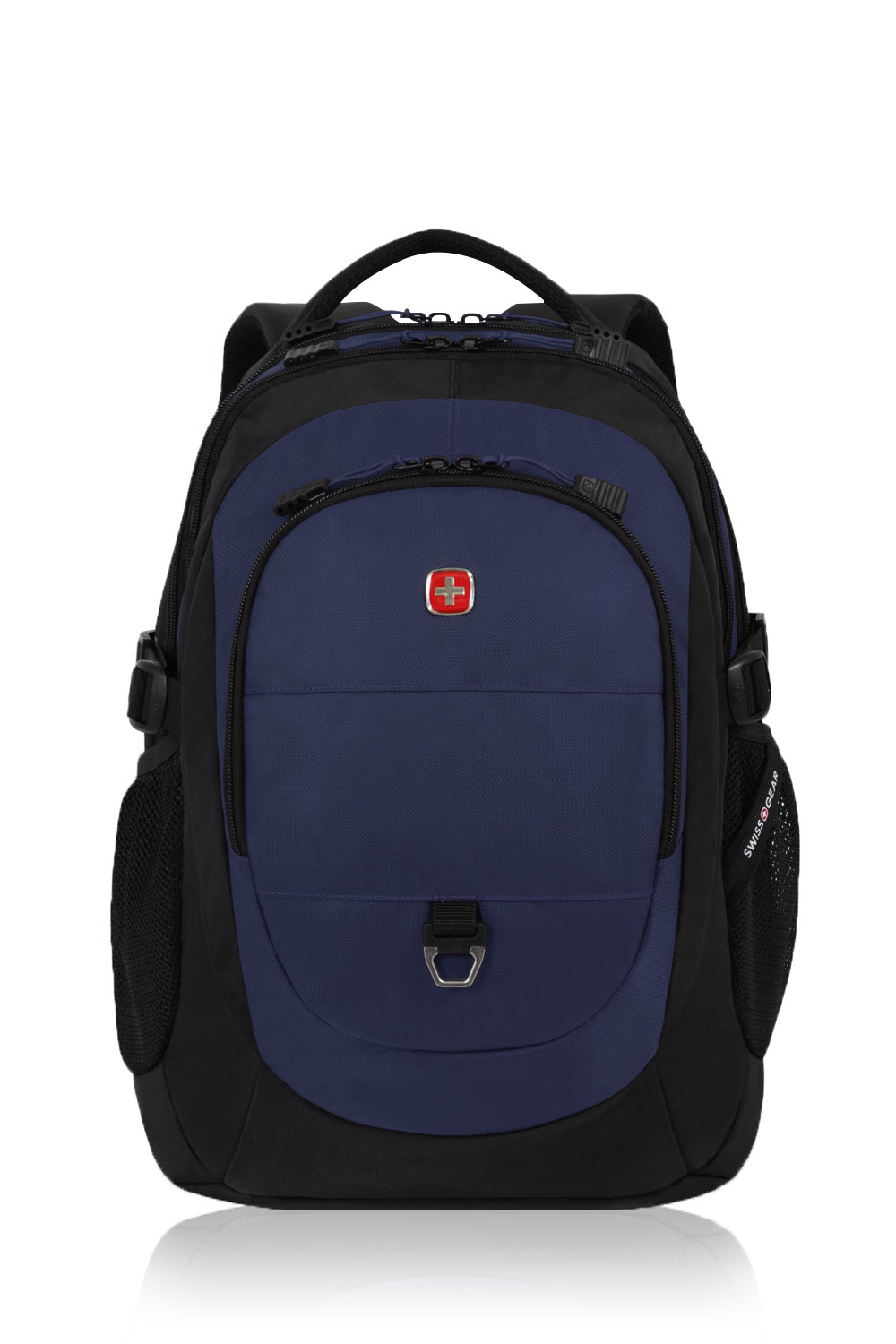Swissgear 6697 Backpack Blue Silver